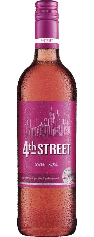 4th Street Natural Sweet Rose